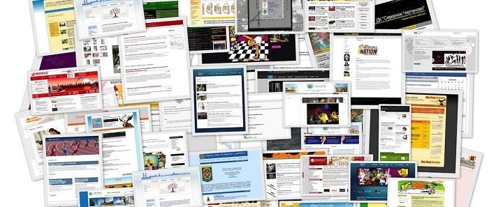 Изображение с сайтами